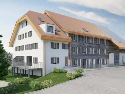 2ème étage avec grand balcon image 1
