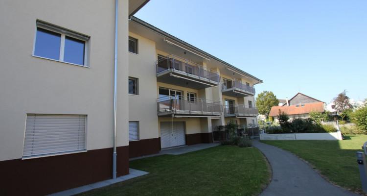 2 magnifiques appartements de 2.5 pièces de 57 m2 au rez-de-chaussée image 1