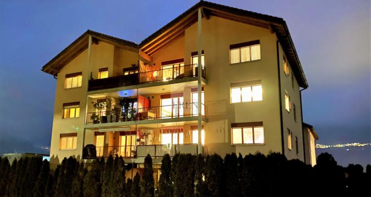 Spacieux 3,5p en rdc avec grande terrasse à Aproz (Nendaz) image 1