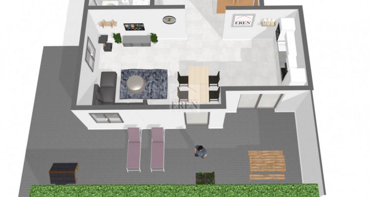 Spacieux 3,5p en rdc avec grande terrasse à Aproz (Nendaz) image 2