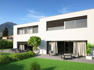C-Service vous propose une villa jumelée de 4.5 pièces à Choëx  image 1