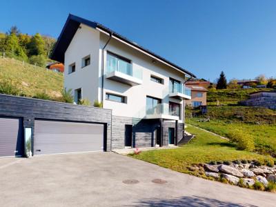 En exclusivité: propriété moderne avec vue sur le lac de Neuchâtel ! image 1