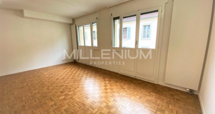 Très bel appartement rénové de 5P à Genève image 2