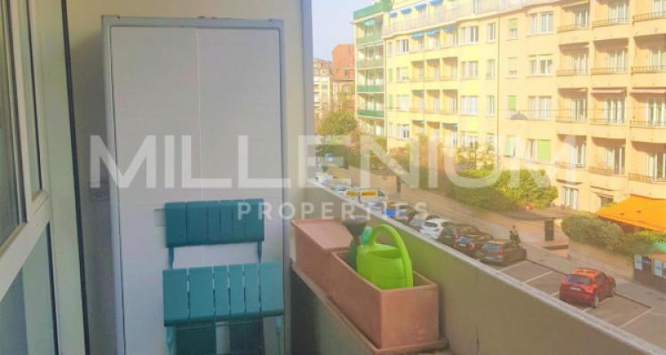 Bel appartement avec balcon de 50m2 à Champel image 2