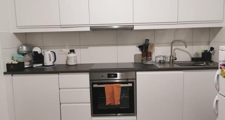 Urgent ! Bel appartement 3 pièces rénové à 1750 CHF image 1