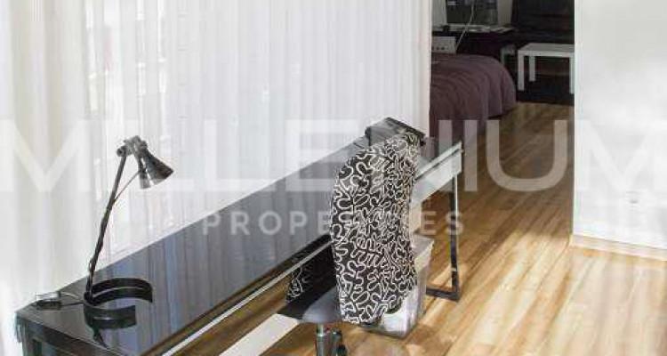 Grand studio 2P meublé avec jolie vue image 10