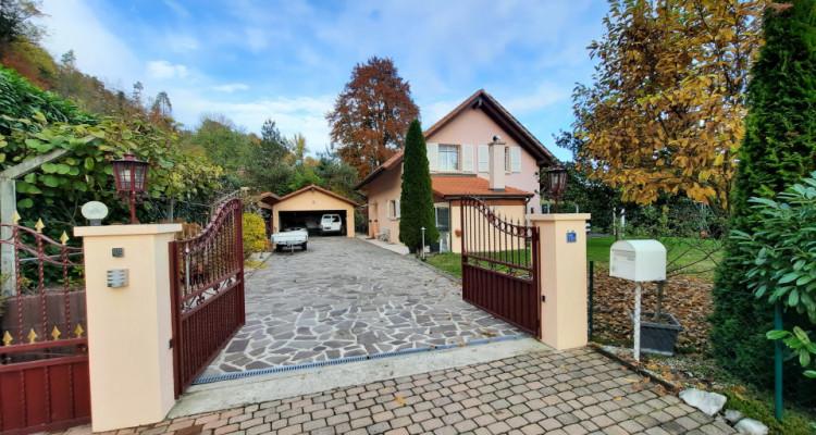 Votre petit paradis - villa individuelle de 5.5 p. - coup de coeur assuré ! image 1
