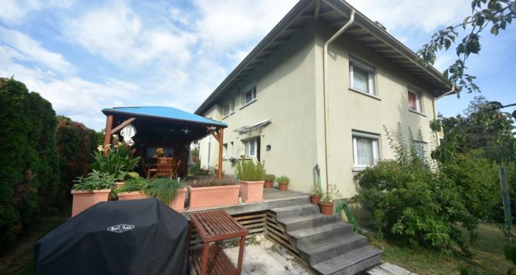 Maison familiale de 2 appartements avec garages et places de parc  image 4