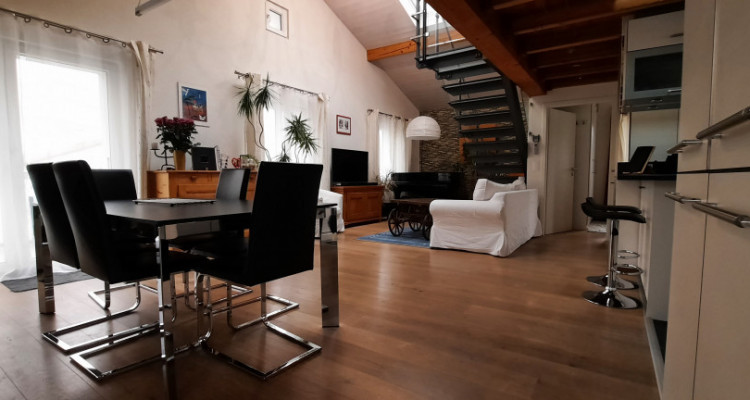 RARE ! Lausanne/Vidy, maison de 5 pièces magnifiquement rénovée image 4