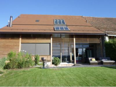 Triplex avec jardin dans maison villageoise, unique et plein de charme, Cugy sur Lausanne (VD-CH) image 1