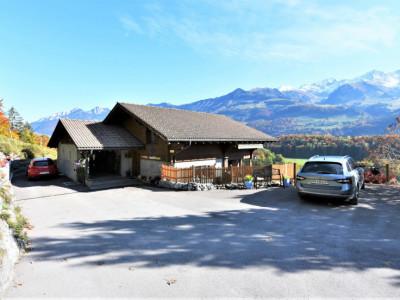Très belle propriété face aux montagnes et à la vallée image 1