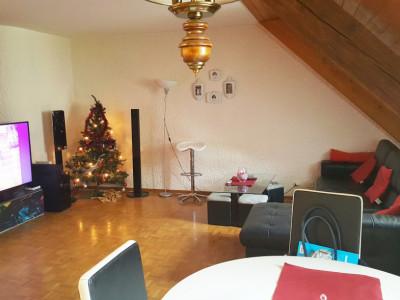 Magnifique 3,5p // 2 chambres // SDB // Lucens image 1