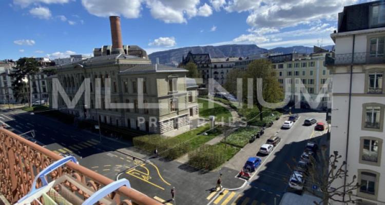 Bel appartement 4.5P meublé à Genève image 1