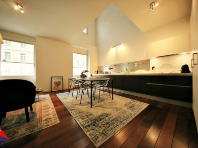 Splendide triplex de 5.5 pièces / 2 chambres / 2 SDB / Terrasse  image 1