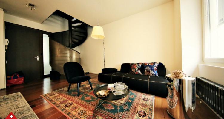 Splendide triplex de 5.5 pièces / 2 chambres / 2 SDB / Terrasse  image 2