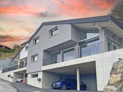 FOTI IMMO - Villa jumelle de 5,5 pièces avec terrasse. image 1