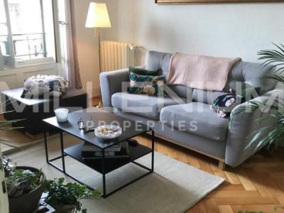 Appartement de 3 pièces en plein coeur de Plainpalais image 1