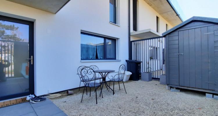 Duplex 4.5 pièces avec jardin et terrasse à la campagne image 2