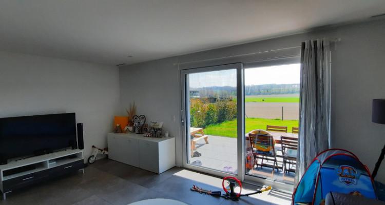 Duplex 4.5 pièces avec jardin et terrasse à la campagne image 8