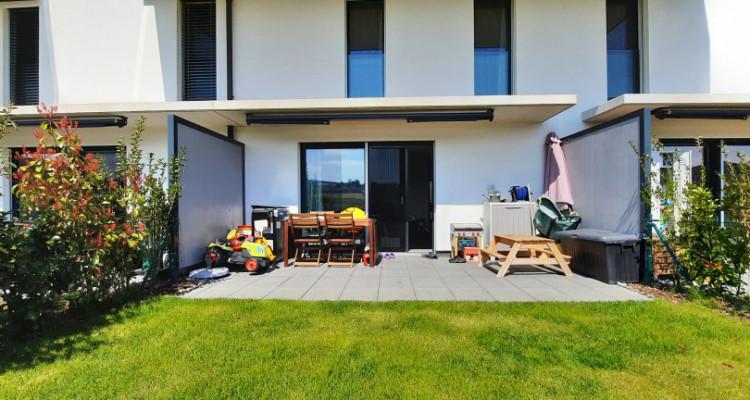 Duplex 4.5 pièces avec jardin et terrasse à la campagne image 10