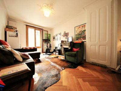 Superbe appartement meublé 3.5p / 1 chambre / SDB/ Calme image 1