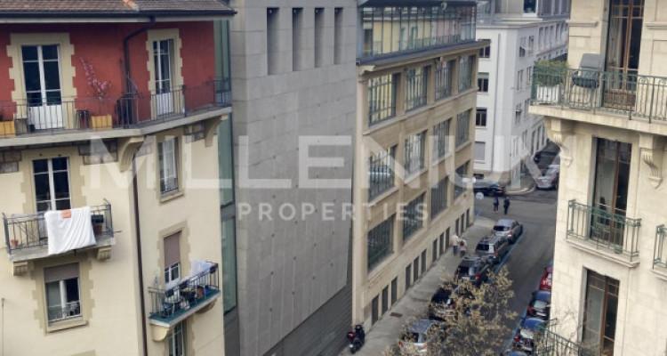 Appartement de 3 pièces en plein coeur de Plainpalais image 4