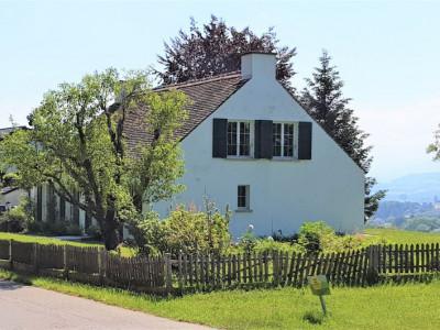 Charmante maison familiale avec jardin faisant face aux Préalpes  image 1