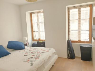 Superbe appartement 2 p / 1 chambre / SDB / Balcon vue lac image 1
