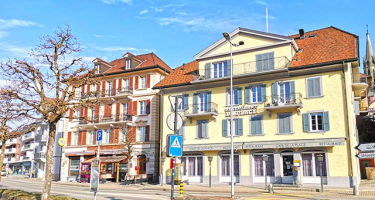 CHÂTEL-ST-DENIS AGGLOMERATION - DUPLEX DE STANDING - 8092407 image 3