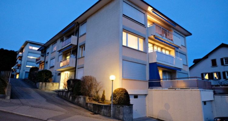 Superbe 4,5 p / 3 chambres / 2 SDB / Balcon / Belle vue. image 9
