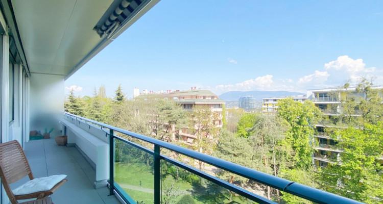 Appartement avec balcon proche des Nations. image 8