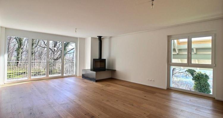 Espace et élégance pour ce duplex 5,5 pièces avec vue image 6