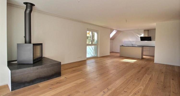 Espace et élégance pour ce duplex 5,5 pièces avec vue image 1