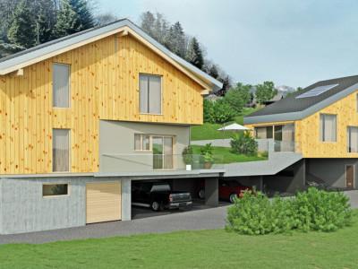 FOTI IMMO - Belle villa individuelle avec vue imprenable jusquau Lac. image 1
