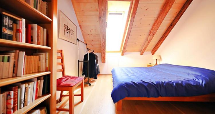 Sous-location meublée 3,5 p / 2 chambres / 1 SDB / vue lac image 3