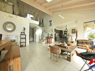 Magnifique duplex 5,5p // 4 chambres // 3 SDB // Grande terrasse image 1