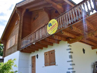 Vercorin - chalet Tourmentin avec garage-box image 1