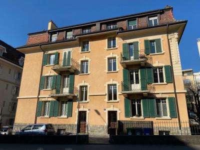 Appartement 3 pièces au rez - Avenue du Temple 7 à Lausanne  image 1