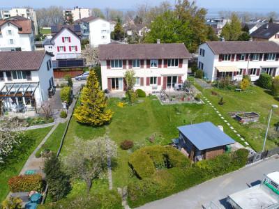 Idyllisches  Doppeleinfamilienhaus  in der Nähe zum Bodensee image 1