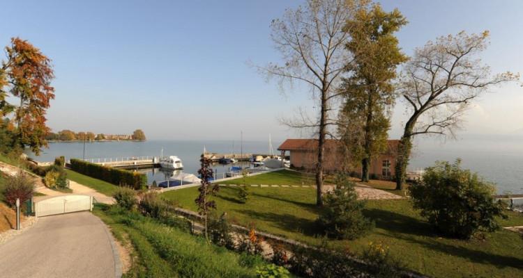Maison de maître vue sur le lac avec ponton privé - St-Prex (VD-CH) image 4
