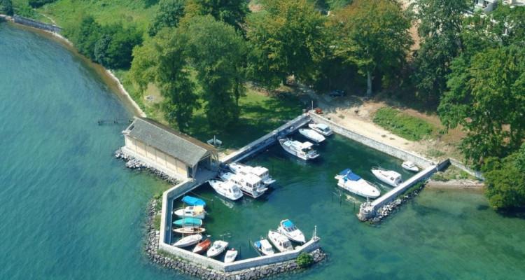 Maison de maître vue sur le lac avec ponton privé - St-Prex (VD-CH) image 9
