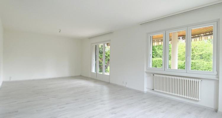 Appartement rénové dans une villa avec jardin image 2