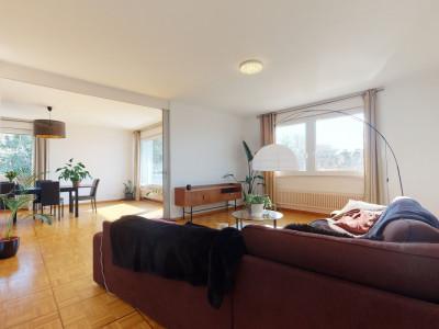 Spacieux et lumineux appartement à 2 minutes de la plage de Vidy image 1