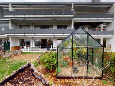 Bel appartement de 3.5 pièces en rez de jardin à Ecublens image 1