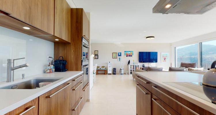 Très bel appartement duplex avec vue panoramique aux Monts-de-Corsier image 5