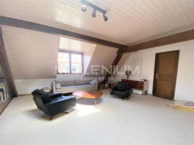 Bel appartement 4.5P en attique aux Paquis image 1