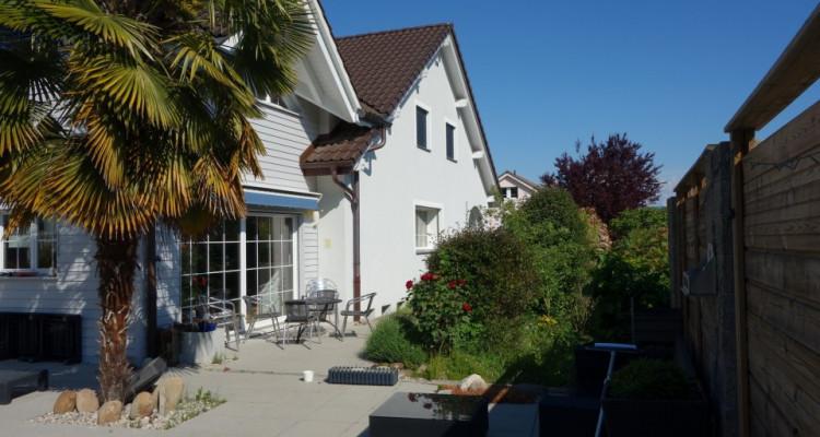 Crans-Céligny, proche de Nyon, belle et spacieuse villa avec piscine image 6