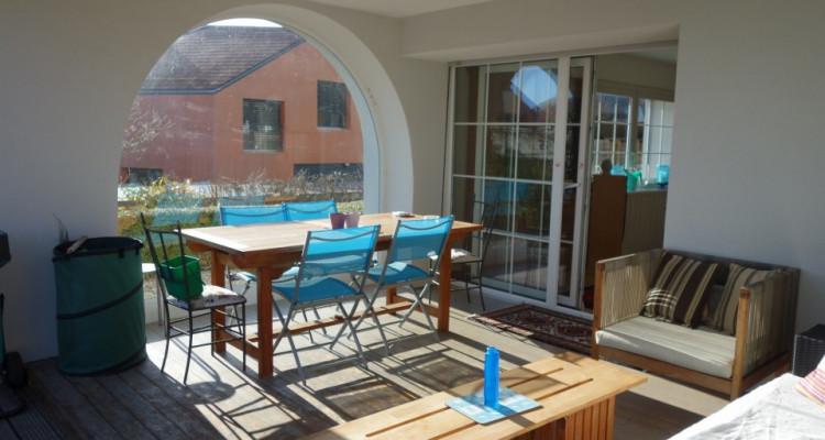 Crans-Céligny, proche de Nyon, belle et spacieuse villa avec piscine image 8