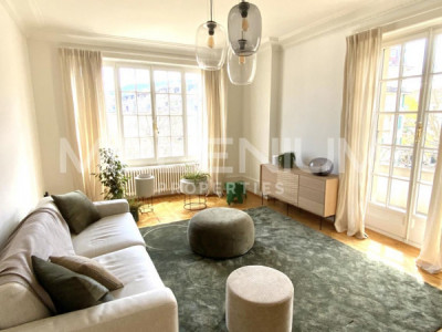 Bel appartement 6.5P à Champel image 1