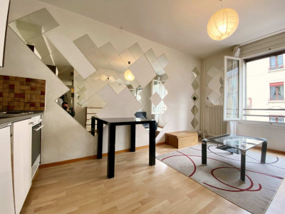 Magnifique appartement meublé de 3 pièces / 1 chambre / 1 SDB  image 1